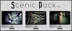 Scenic Pack Vol. 2 by midnighttokerkate