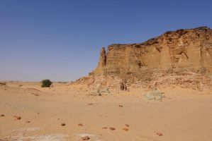 The Holy Mountain of Amun by Syltorian