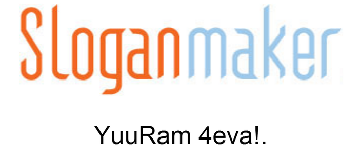 YuuRam slogan 2 by i-love-harvest-moon