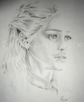 Daenerys by The-Nocturnal-Artist