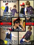 Pokemon Cosplay Collage 2 by youmee400