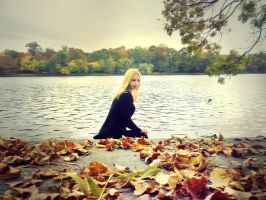 leaves.. by a3t3rnum