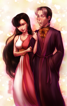 Roxanne and Cedric by ObscurumOpus