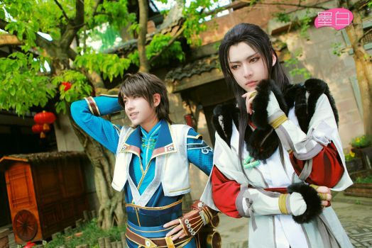 Cosplay from The -Gu Jian Qi Tan 2- by feimo