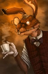 AMR - March Hare by LadyFiszi