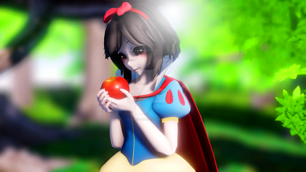Snow White by FoxyLuka777