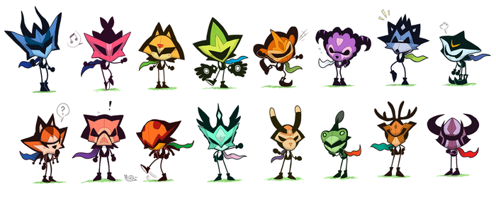 Patapon3 Little Babbies by Rodamrix