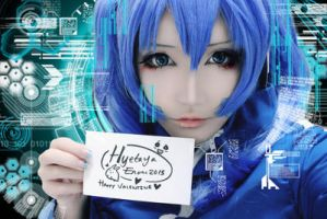 Mekaku City Actors - ENE by Hyetaya