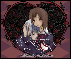vampire knight by AdiChan