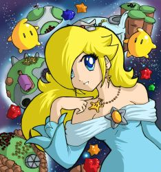 Collab: Rosalina's World by Everyday-Grind-Comic
