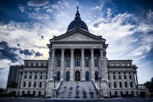 Kansas State Capitol by FabulaPhoto