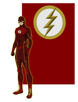 Cw Flash by bigoso91