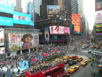 NY09 Times Square by mith-us