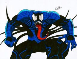 Spider Venom by MikeES