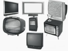 Television Photoshop Brushes by iamthetv