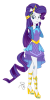 EQG - Rarity Pony Up by ilaria122