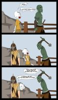 How to start fights by Vikozlav