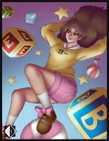 Fanart Request- Bee(Bee and Poppycat) by CaiusShinra