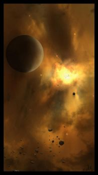 Death of a star. by M-Mikkelsen