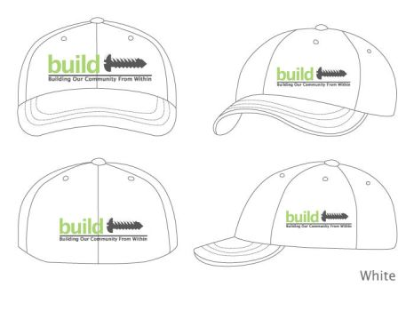 hat design for B.U.I.L.D. by Bollenbach