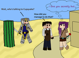 Cupquake Minecraft Oasis 69: The Bachelorette by watchanime