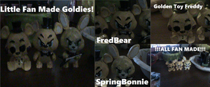 Fan Made Goldies by cjc728