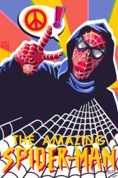 The Amazing Hipster Spider-Man Returns! by TheMoseali