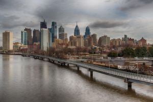 Philadelphia by arnaudperret