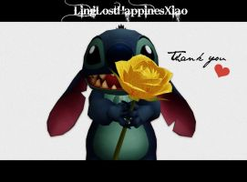 LingLostHappinesXiao said: Thank you by LingLostHappinesXiao