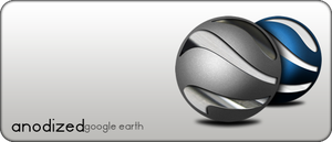Anodized: Google Earth by JamesRandom