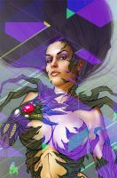 Witchblade by theirison