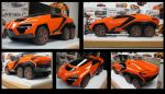 6x6 Lambo 5th Scale Model by Hydrothrax