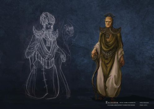 Excelsior Nobility Character 1 by NightWish666