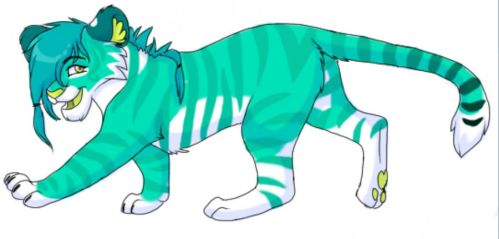 Baja Blast Tiger by Kainaa