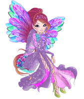World of Winx 2: Roxy Onyrix by Gerganafen