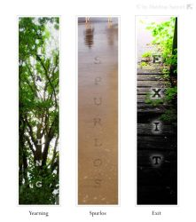 Bookmarks III by 7ofCrosses