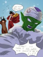 DBZ: Holiday Spirit by Animaker131