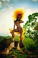 Sun Goddess by Laura-Ferreira
