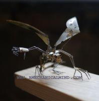 Watch Parts Creature Iccy by AMechanicalMind
