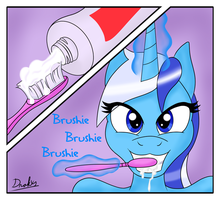 Colgate Brushie by Drakxs