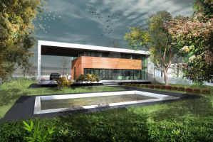 House concept by Mousset