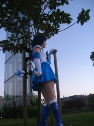 Sailor Mercury I by Beckers