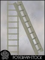 Ladder 001 by poserfan-stock