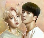 MinWoo WINNER Art by Know-chan