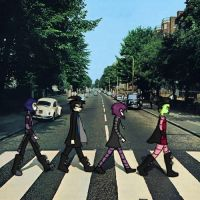 Invader Zim - Abbey Road by AtomicShadowflame