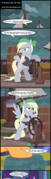 A Pirate's Life Fer Me by Toxic-Mario