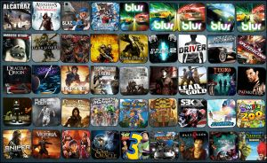 Game Aicon Pack 41 by HarryBana