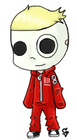 Corey chibi by ClearGuitar