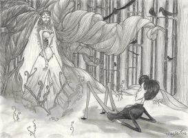 The Corpse Bride by LoveLydetective