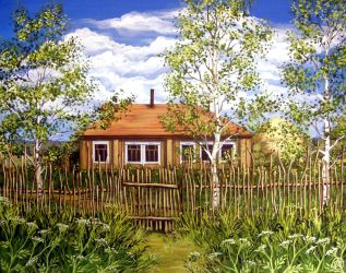 Village house by Anisis